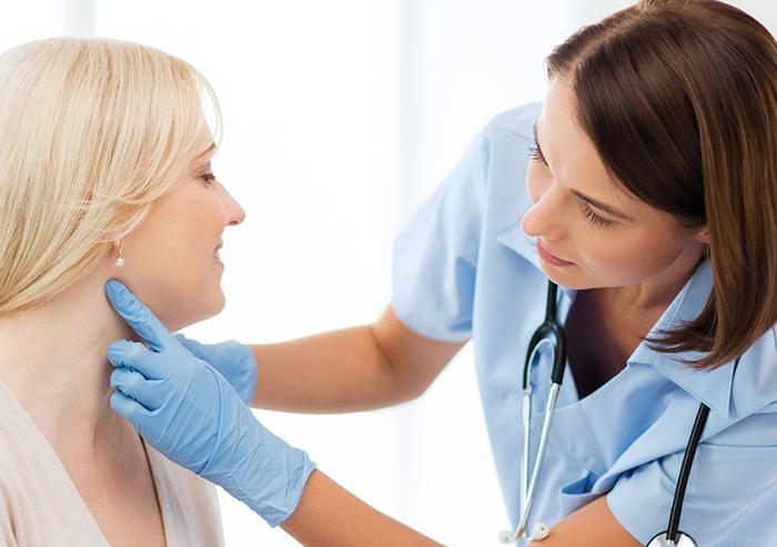 Щитовидна залоза. Консультація ендокринолога.