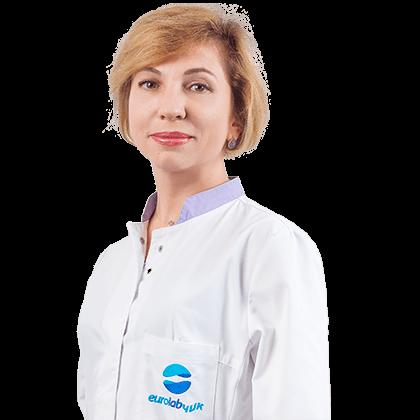 Савіна Олена Михайлівна