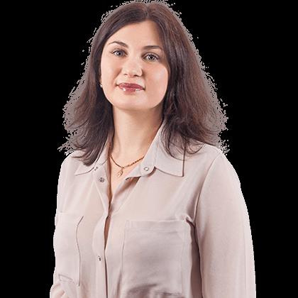 Юзкевич Марина Валерьевна