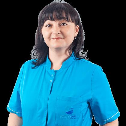 Бондар Валентина Петровна