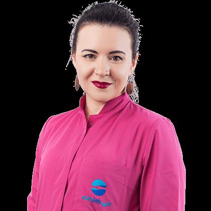 Дариенко Евгения Юрьевна