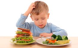 Когда необходимо назначать диету ребенку?