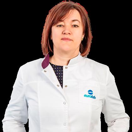 Шолох Антоніна Володимирівна